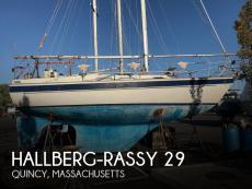 1985 Hallberg-Rassy 29