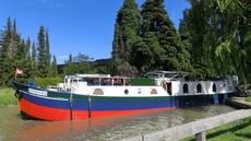 Hotel Barge South of France
