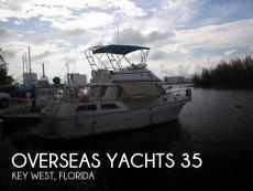 1985 Overseas Yachts PT-35