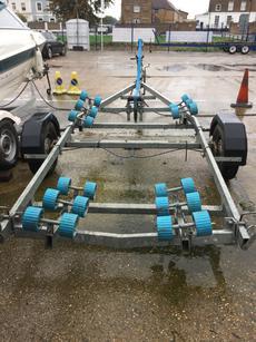 Boat Trailer 1300kg De Graaff