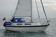 Westerly Merlin 1985 Bilge Keel