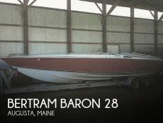 1970 Bertram Baron 28