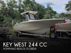 2014 Key West 244 CC