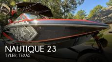 2015 Nautique Super Air G23