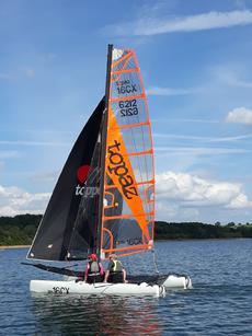 Topaz 16 CX Catamaran