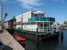 Houseboat, Floating villa for sale
