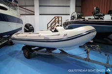 Plastimo 3.5m RIB with Mercury 25HP EFI FourStroke Outboard & Trailer