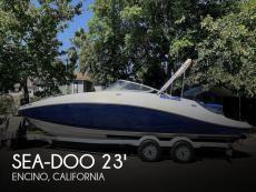 2008 Sea-Doo Challenger 230 SE