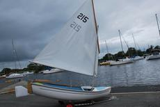 A Lovely Scow - Classic Cruising Dinghy