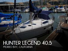 1997 Hunter Legend 40.5