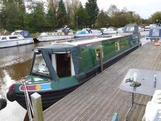 50' Narrowboat - High spec - Cheshire