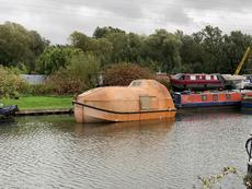 Ex-Lifeboat Watercraft 9.5 x3.5m