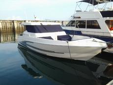2017 Gulfcraft Silvercraft 36HT (Hard Top)