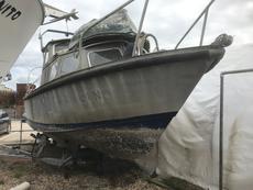 8.53m x 2.7 Aluminium Workboat