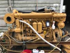 3606 CAT MARINE ENGINE 400 hp