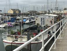 Project Houseboat in Ramsgate