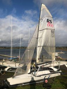Solid RS800 - Ready to Sail - 921