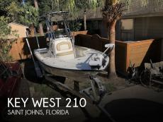 2017 Key West 210 Bay Reef