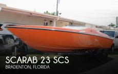 1997 Scarab 23 SCS