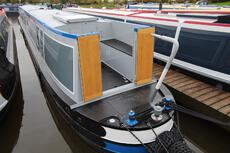 New Boat - Knights 65ft