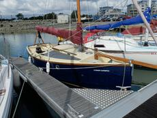 Cornish Shrimper 19 & Bramber Trailer