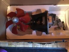 Vetus hydraulic bow thruster 160, new
