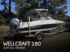 2009 Wellcraft 180 Sportsman