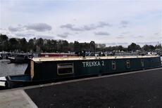 Trekka 2 50' Trad Narrow Boat - Roydon Marina Village