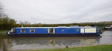 60' Trad 1999 Marque Narrowboats
