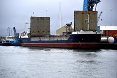 Sea-River General Cargo Ship abt. 2400 DWT built 1993 in Germany