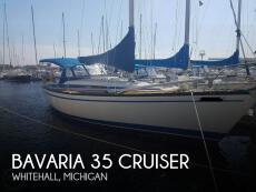 1984 Bavaria 35 Cruiser
