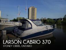 2005 Larson Cabrio 370