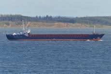 General Cargo Ship abt.  2300 DWT built 1982 in Germany