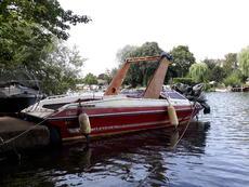 21ft Fletcher Arrowshaft Speedboat