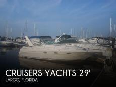 1995 Cruisers Yachts Rogue 3070