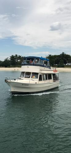 FULLY RENOVATED LIVEABOARD FAST TRAWLER