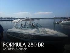 2008 Formula 280 BR