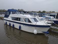 Immaculate VIKING 26 GRP- Scallywag 2 Tattenhall Marina