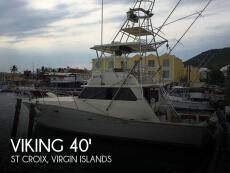 1981 Viking 40 Fly Bridge Sport Fisherman