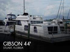 1999 Gibson 44 Cabin Yacht
