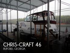 1966 Chris-Craft Constellation 46
