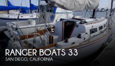 1974 Ranger Boats 33