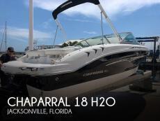 2015 Chaparral 18 H2O