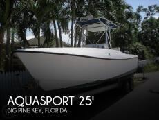 1988 Aquasport 250 Osprey