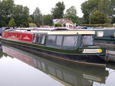 64ft Inspection style narrowboat