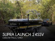 2006 Supra Launch 24ssv