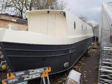 2019 New Narrowboat