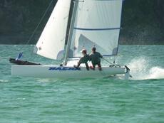 Nacra Blast Catamaran