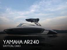 2018 Yamaha AR240