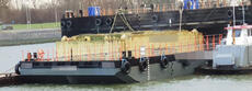 2017 Flattop Barge For Charter